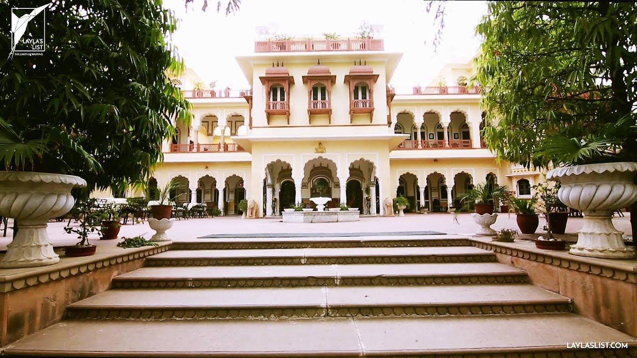 Best Mid-Range Hotel in Jaipur-Alsisar Haveli