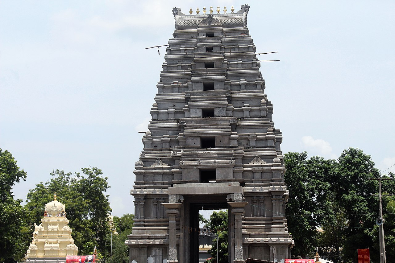 Amazing Temple of Andhra Pradesh-Amaralingeswara Swamy Temple Amaravathi