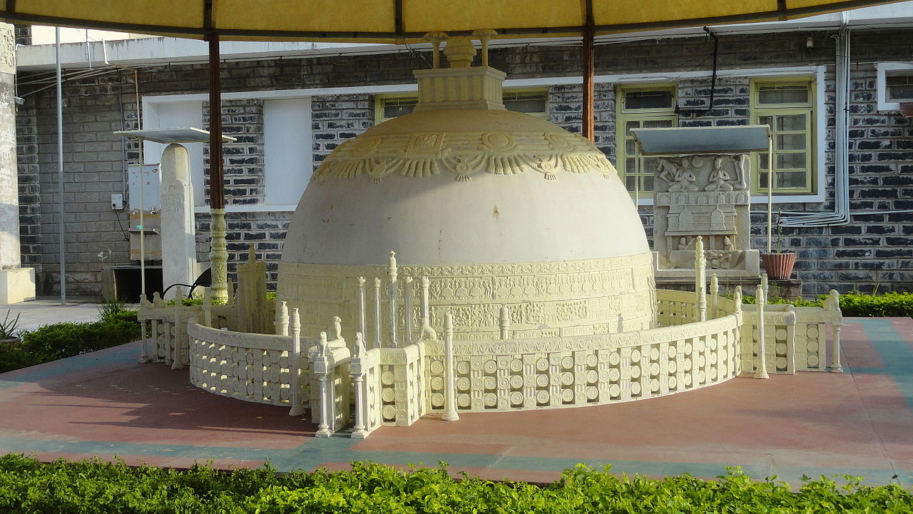 Amaravathi Stupa - The Best Place To Visit In Amaravathi