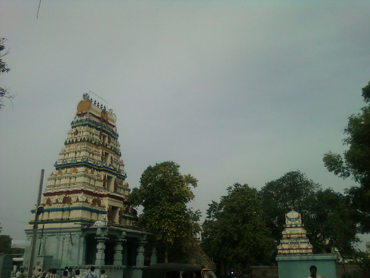 What Are The Best Place To Visit In Amaravathi-Amareswara Temple