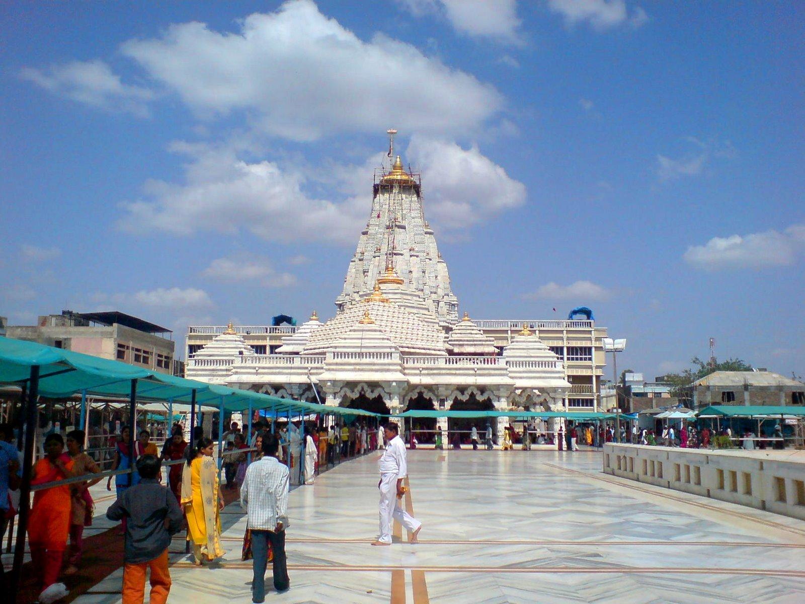 The Ambaji Temple Experience