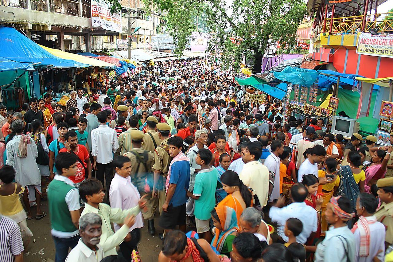 Festival Celebrated In Assam-Ambubachi Mela