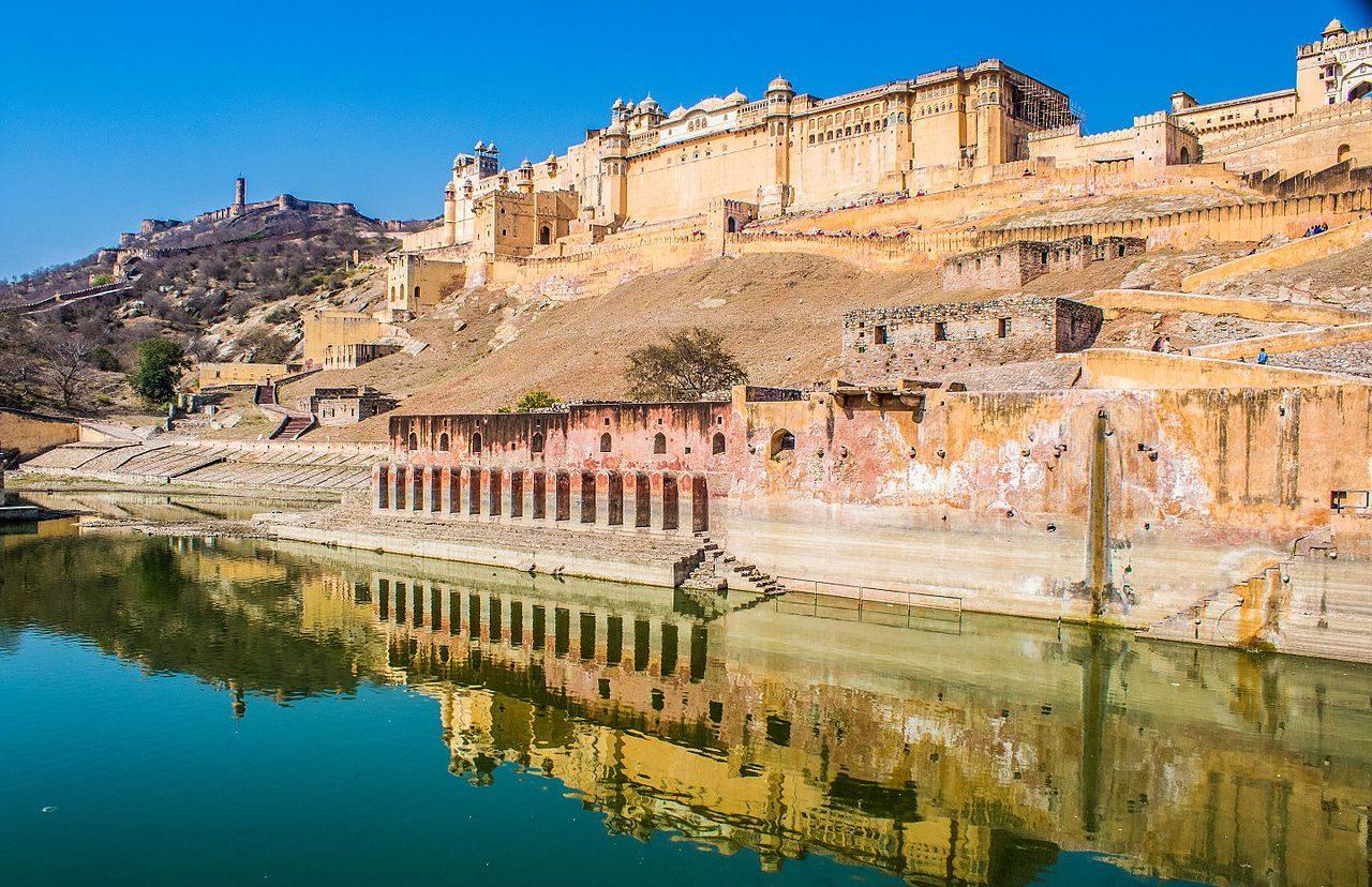 Best Destination to Visit in Jaipur-Amer Fort