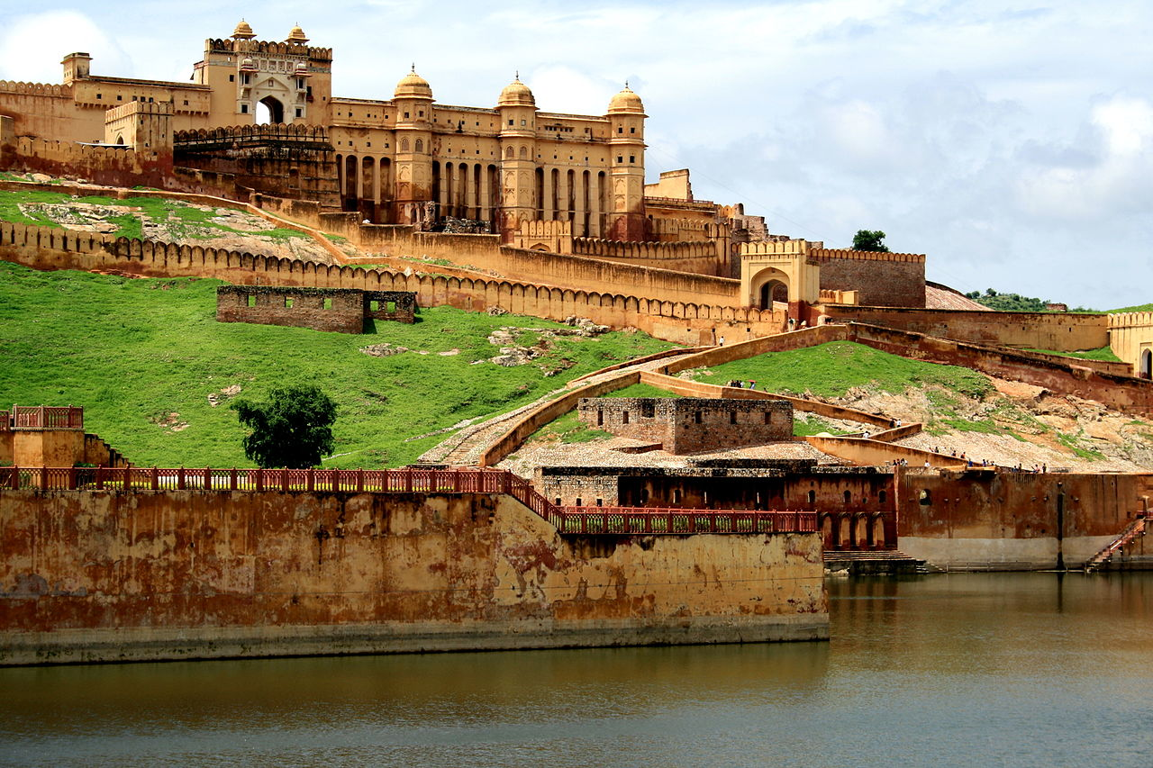 Top Fort In Rajasthan-Amer Fort
