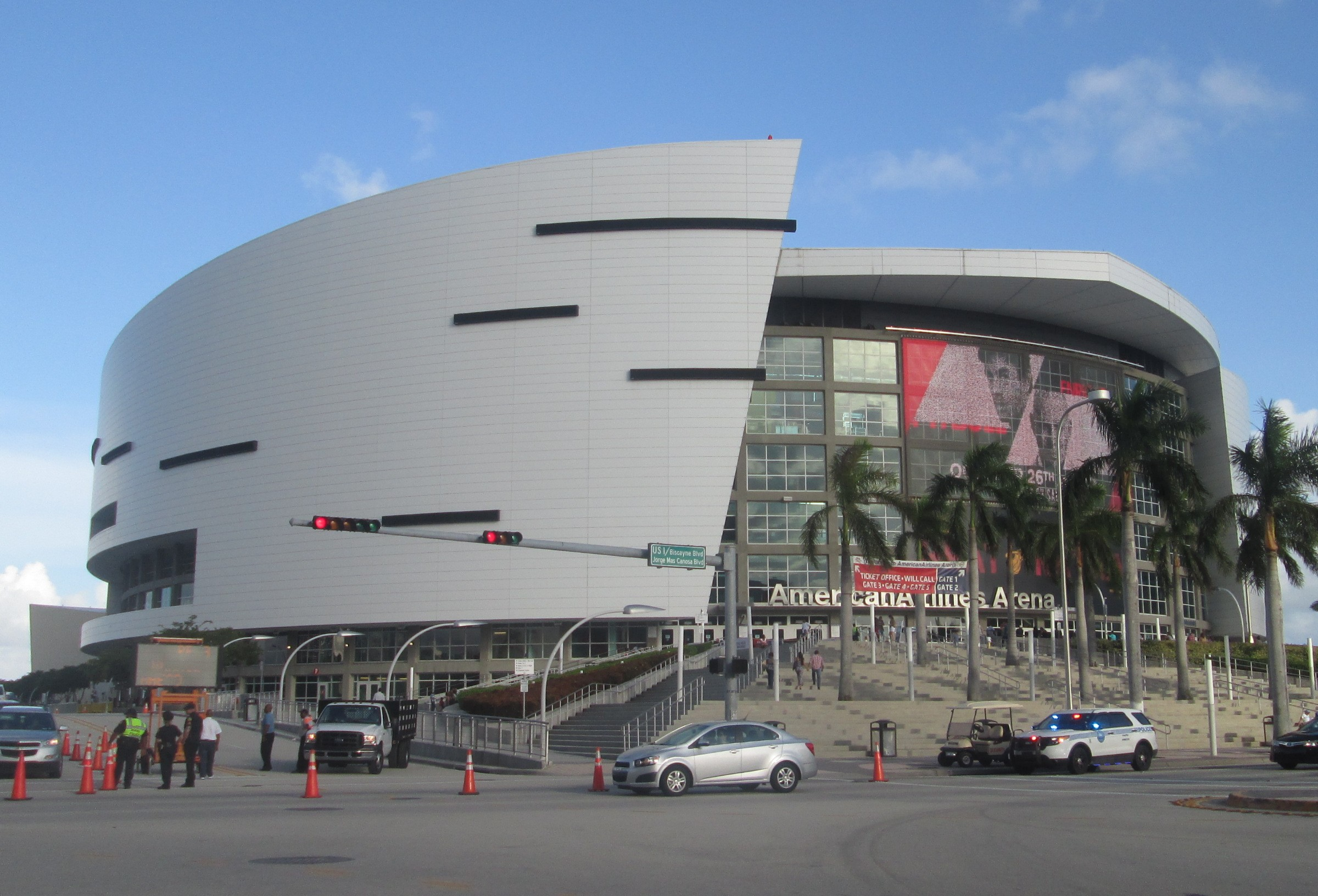 American Airlines Arena - Top Tourist Locations To Visit In Miami