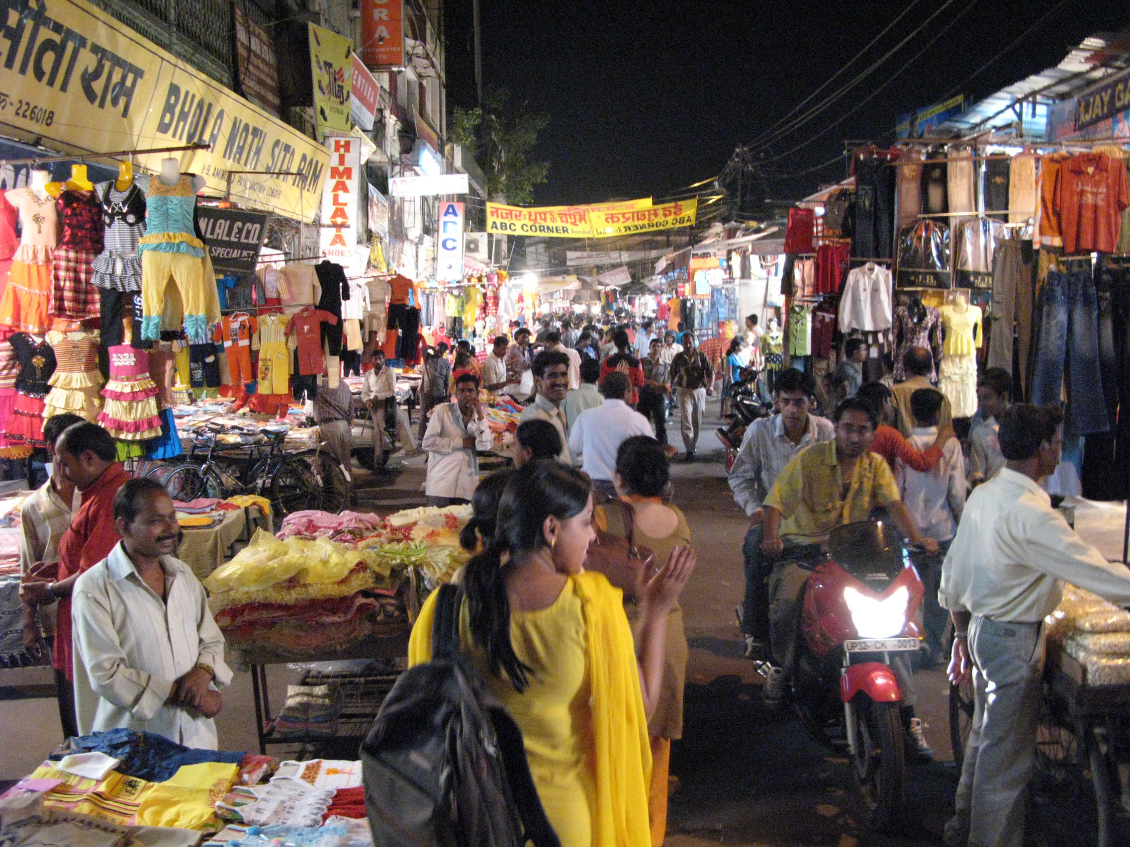 Aminabad Market Tower Top Place to Visit in Lucknow
