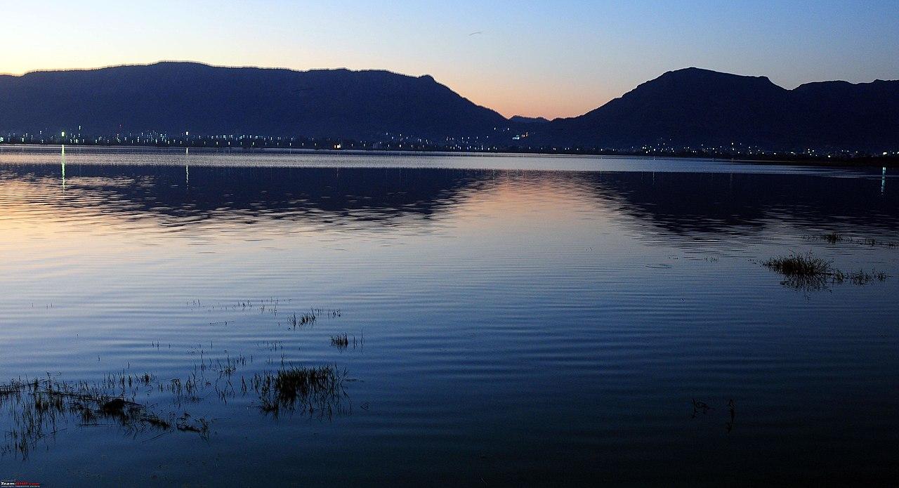 Place To Visit In Ajmer, Rajasthan-Ana Sagar Lake