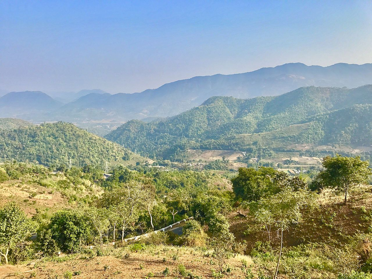 Place To Visit In and Around Araku Valley-Ananthagiri Hills
