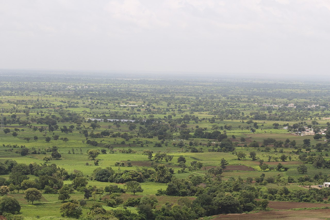 Best Place To Visit Near The Ananthagiri Hills-Ananthagiri Hills Viewpoint