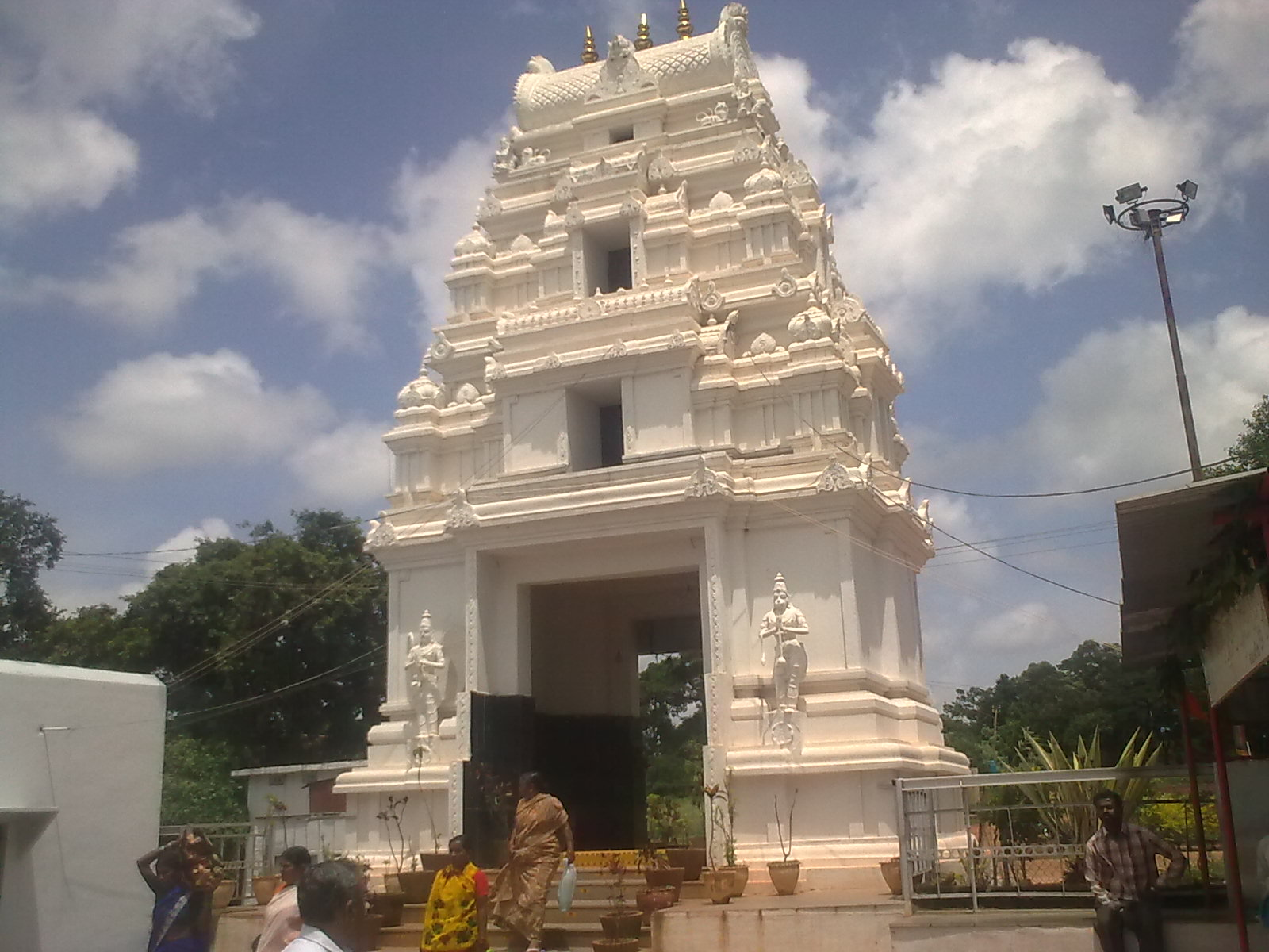 Top Place To Visit Near The Ananthagiri Hills-Ananthagiri Temple