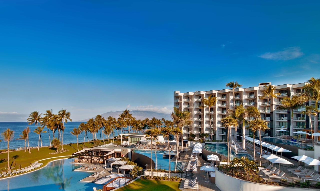 Fantastic Beach Resort in Hawaii-Andaz Maui at Wailea Resort