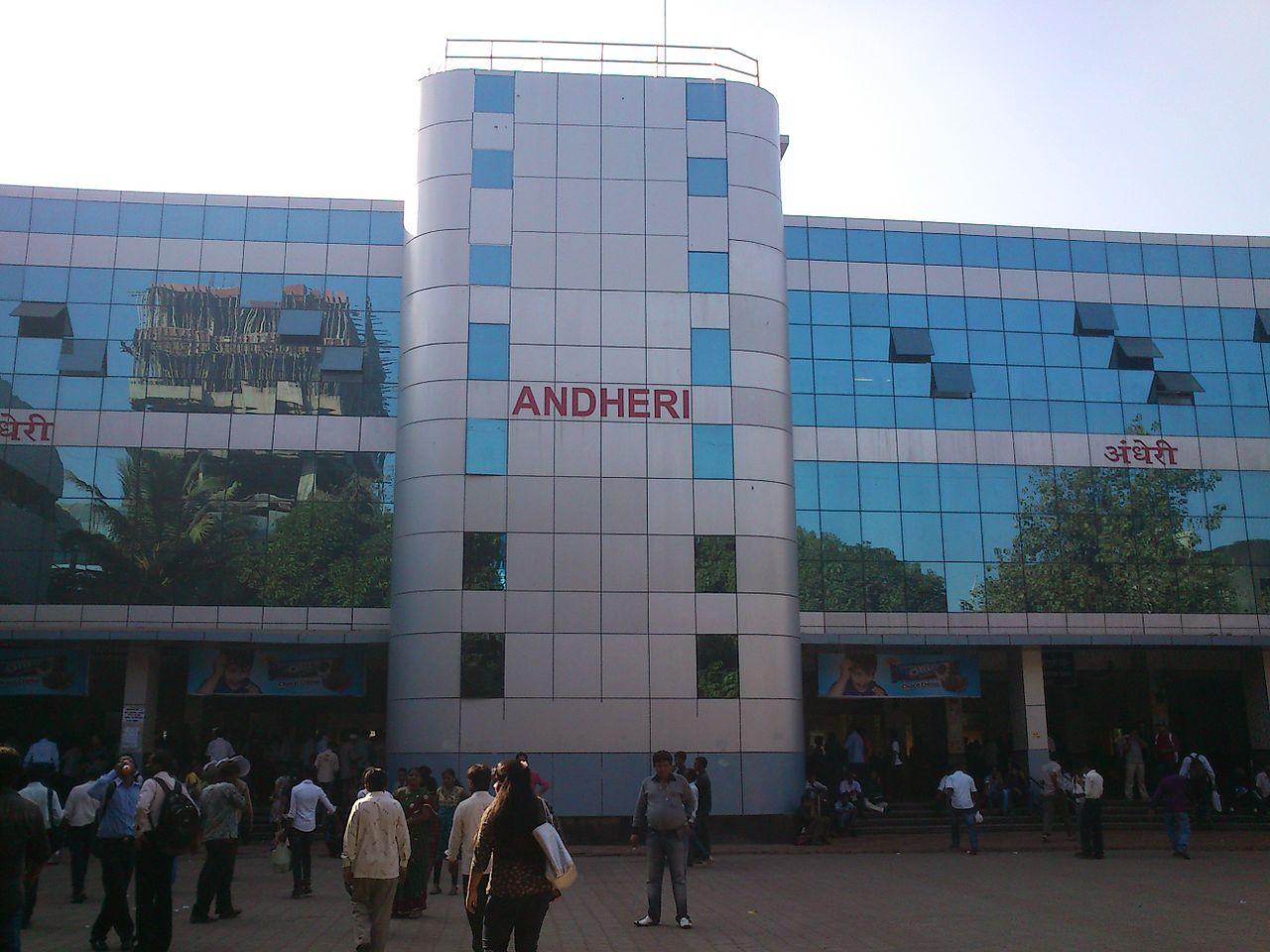 Andheri Station Mumbai
