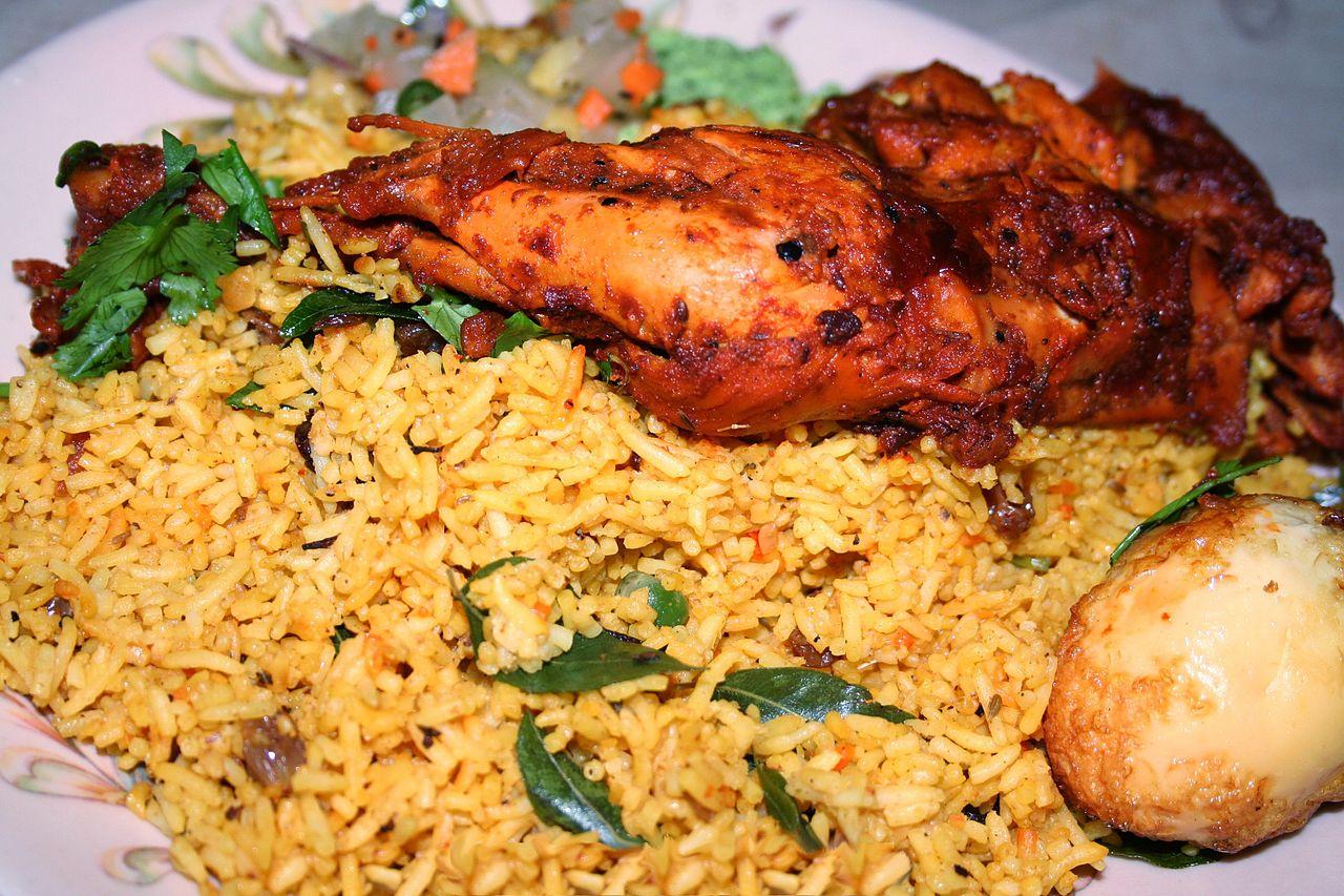 Andhra Chicken Biryani-Mouth-Watering Dish
