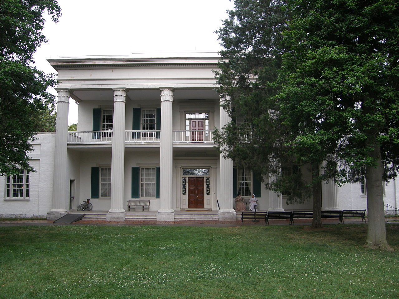 Amazing Destination to Visit In Nashville-Andrew Jackson's Hermitage