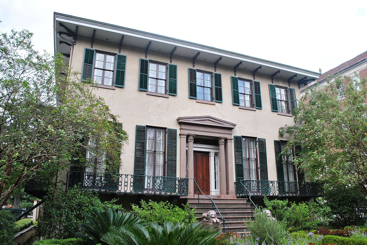 Amazing Place to Visit In Savannah-Andrew Low House