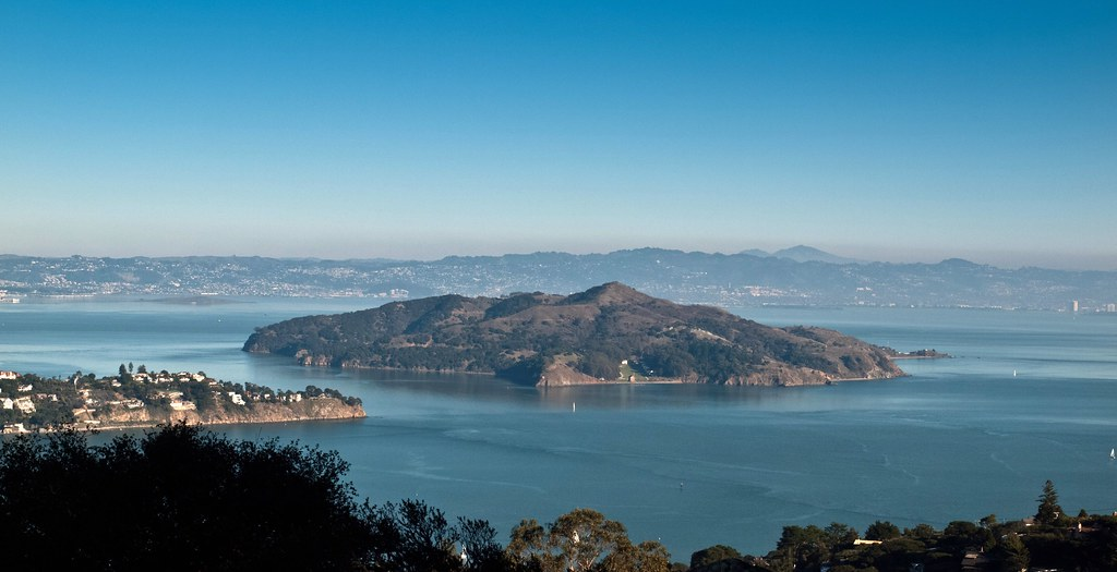 Angel Island in San Francisco
