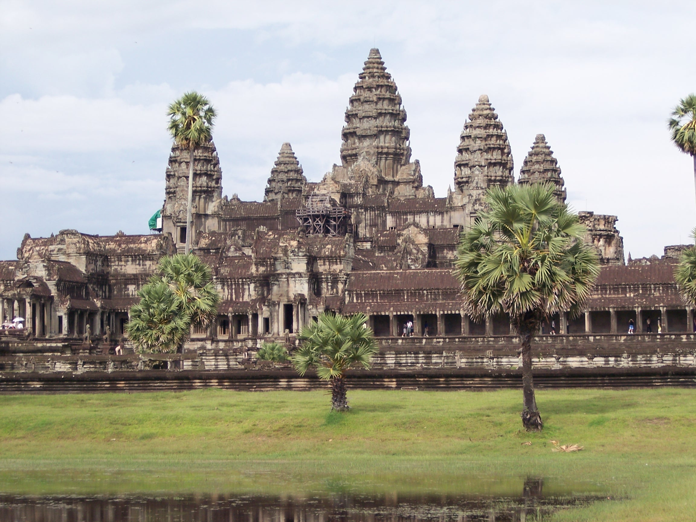 Angkor Wat - Must Visit Place in Cambodia