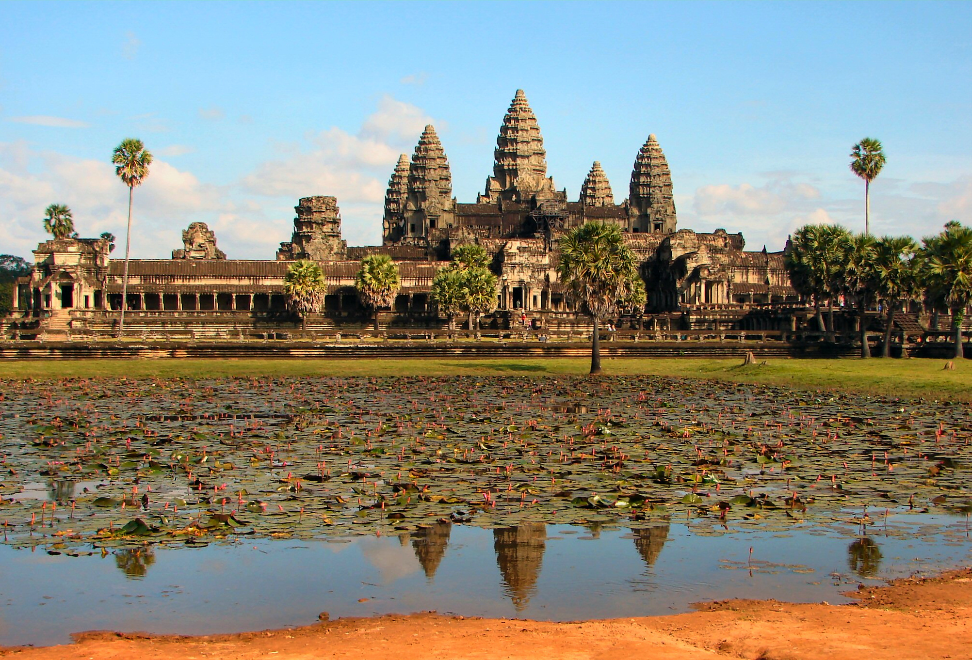 Angkor Wat - Top Temples That One Must Visit in Cambodia