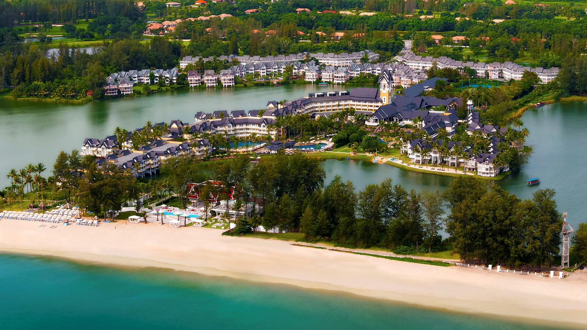 Amazing Resort in Phuket-Angsana Laguna Resort