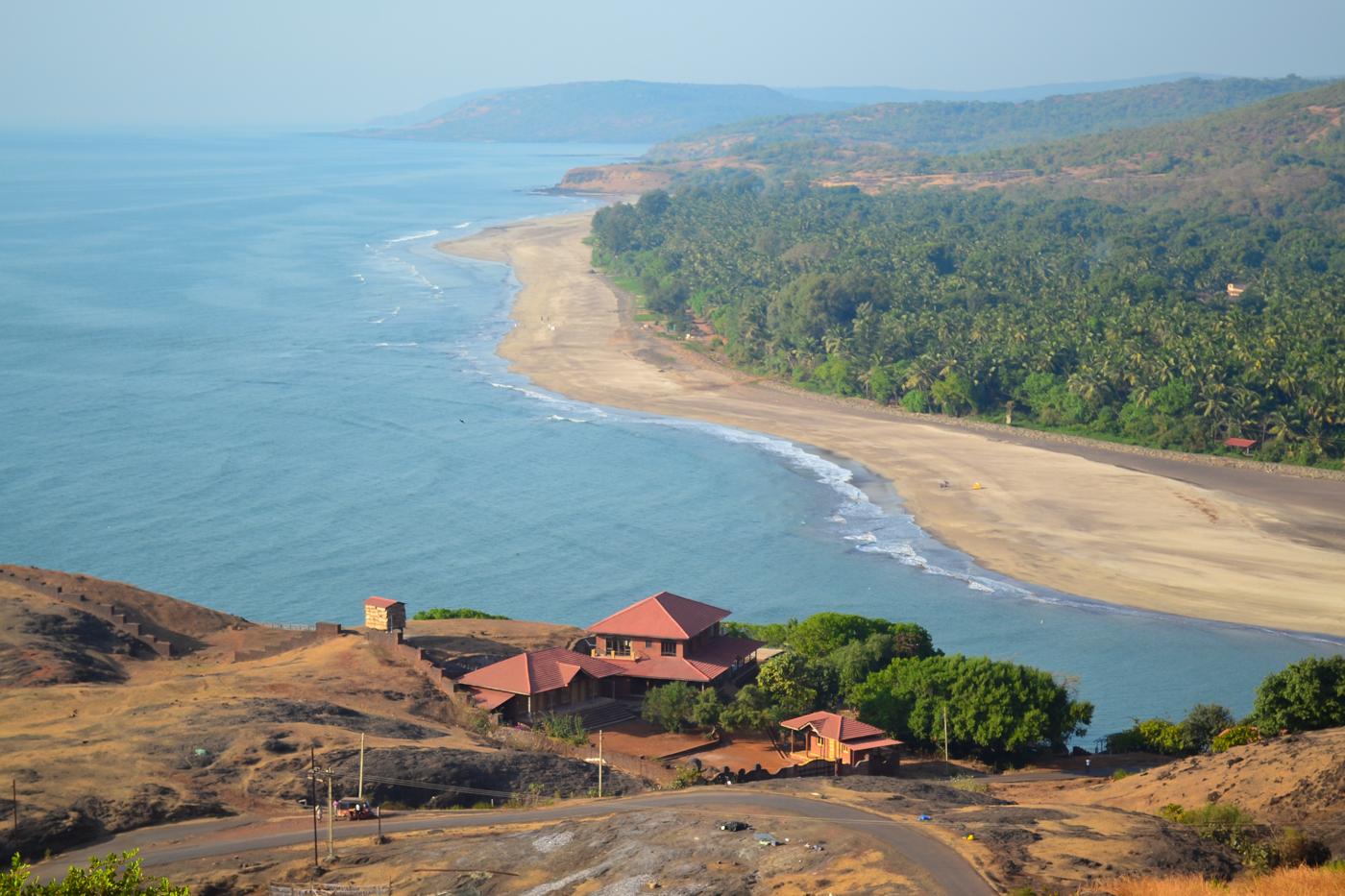 Aanjarle Top Beach To Visit in Ratnagiri