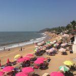 Get Some Vitamin Sea At These Best Beaches in North Goa - Anjuna Beach
