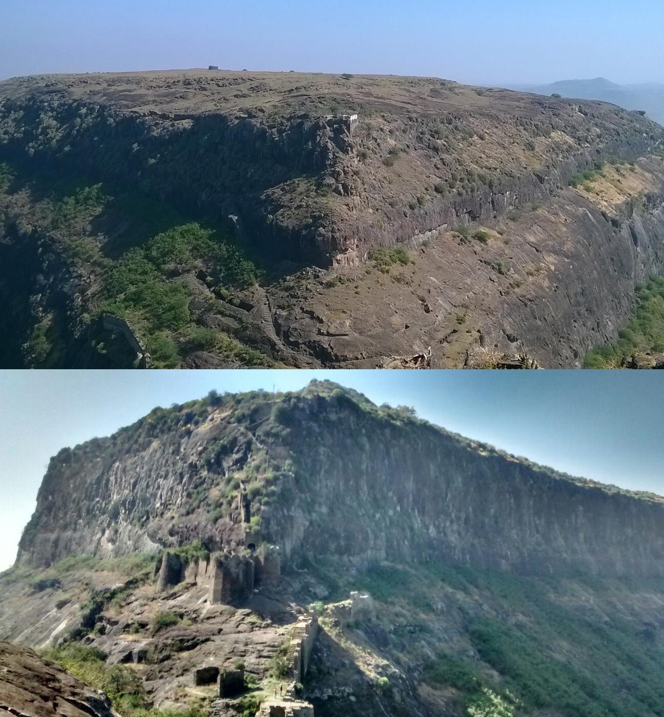 Ankai and Tankai Fort