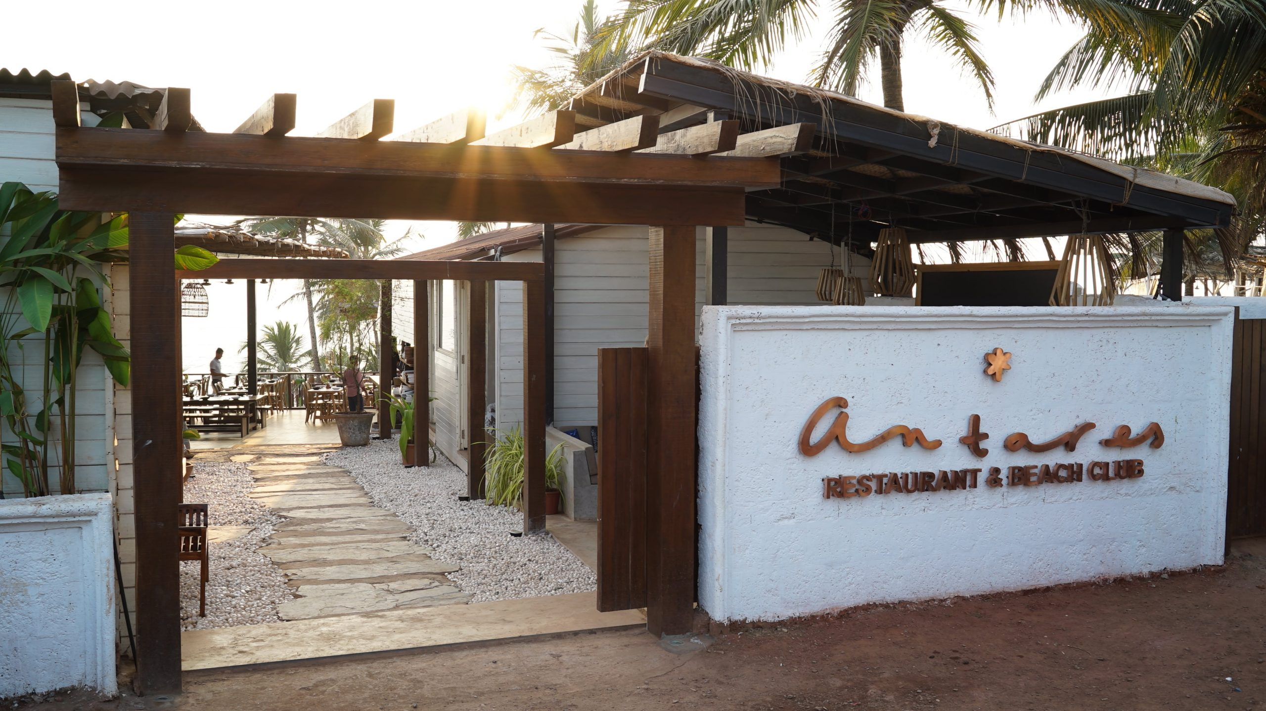 Antares - Best Nightlife Places in North Goa