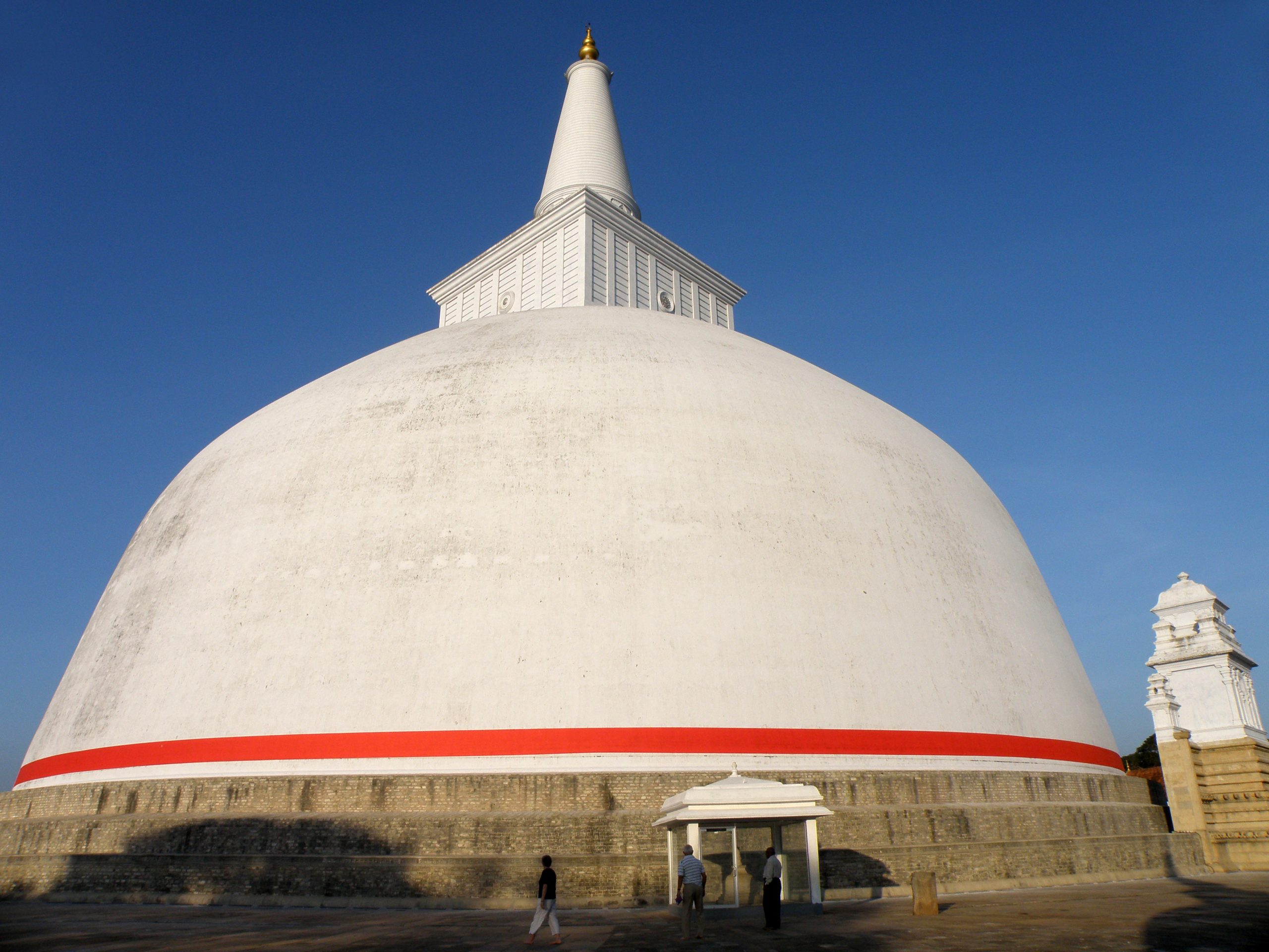 Anuradhapura Best Place to Visit in Sri Lanka
