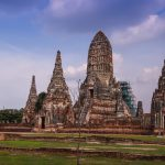 Appreciate The Architecture At Ayutthaya - Thailand Place to Visit In Your Bucket List Right Now