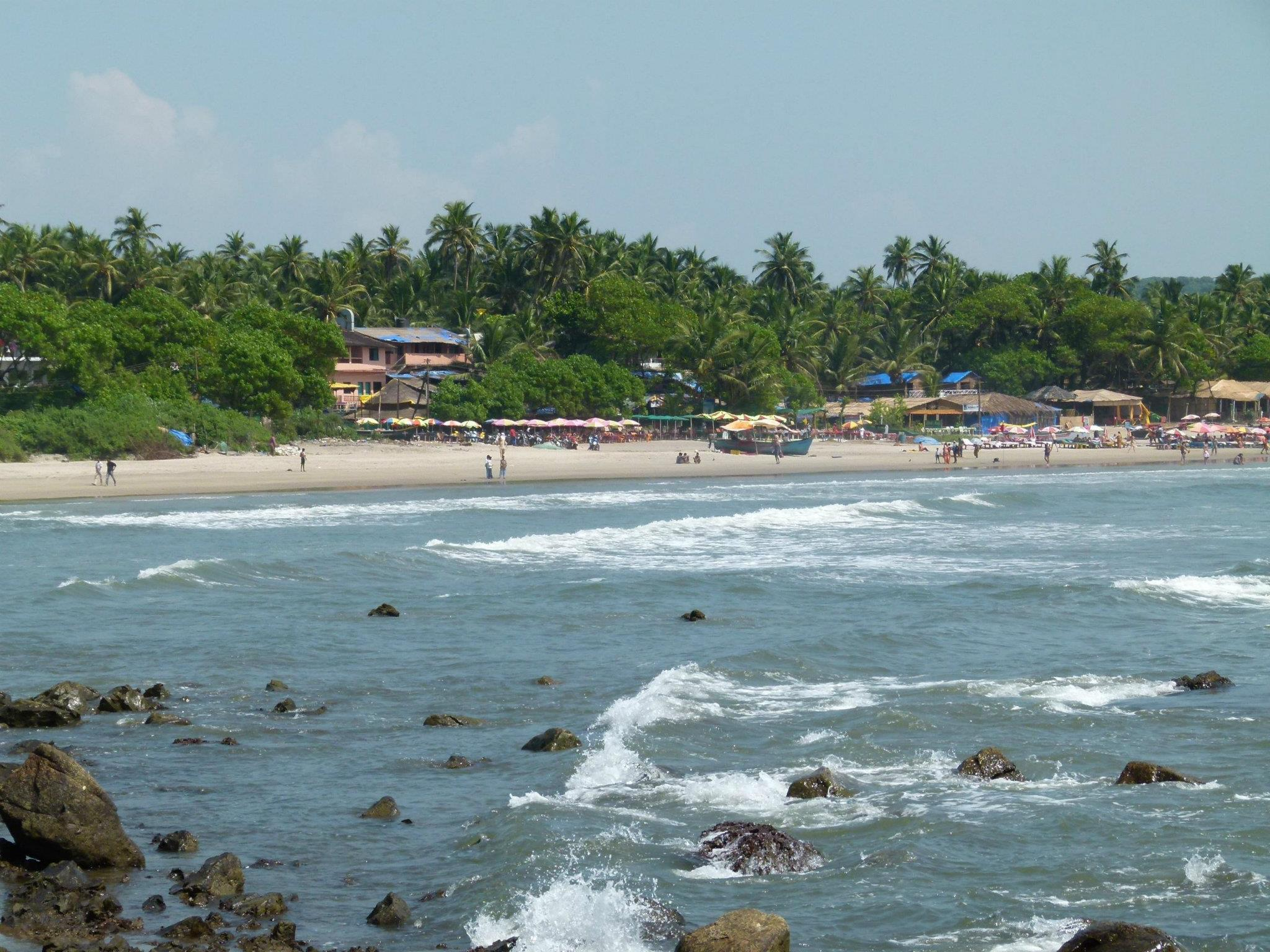 Arambol Beach - Get Some Vitamin Sea At This Best Beache in North Goa