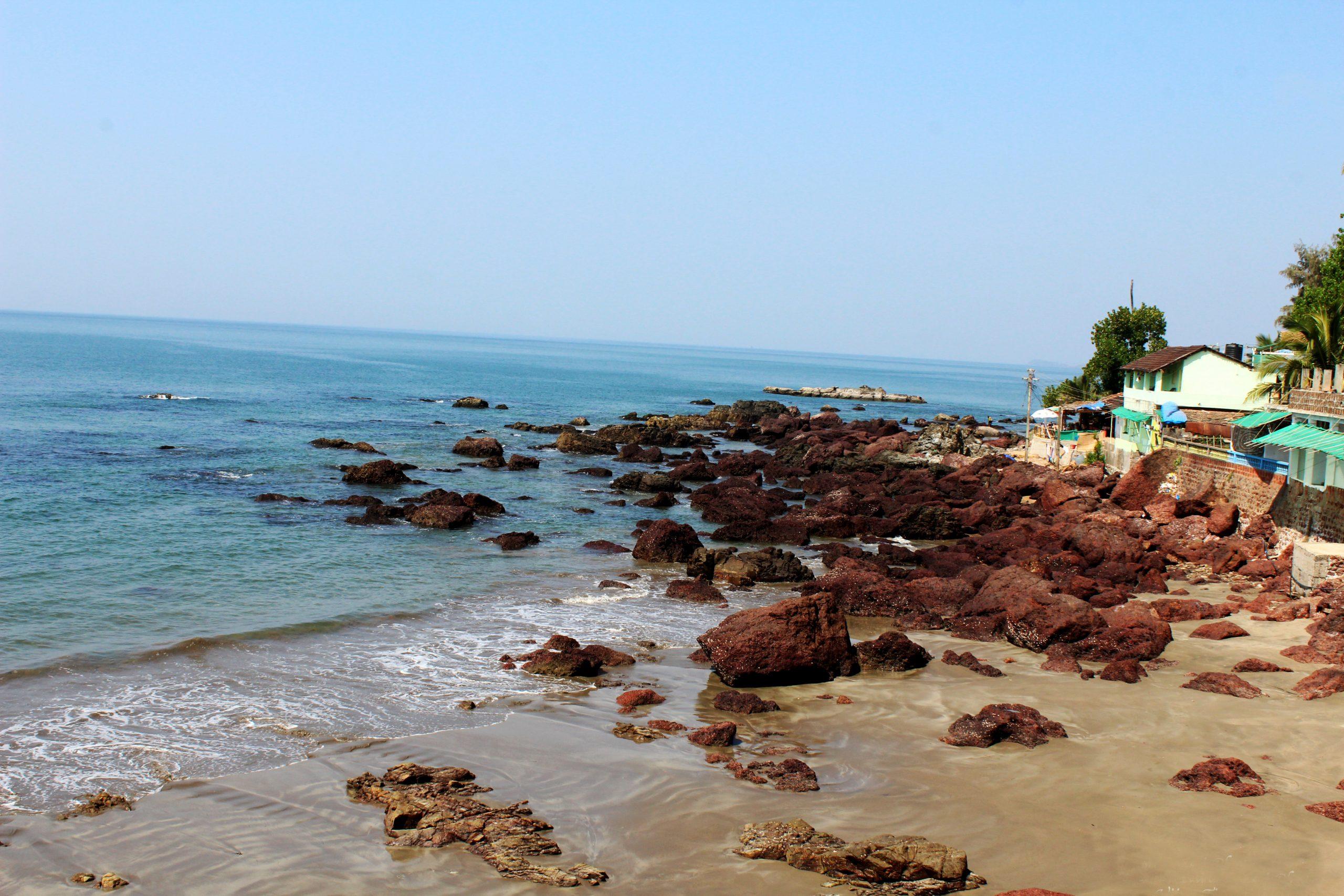 Arambol Beach - Amazing Places to Visit in North Goa