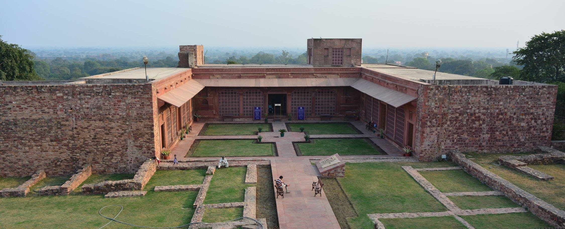 Best Visiting Place in Fatehpur Sikri-Archaeological Museum