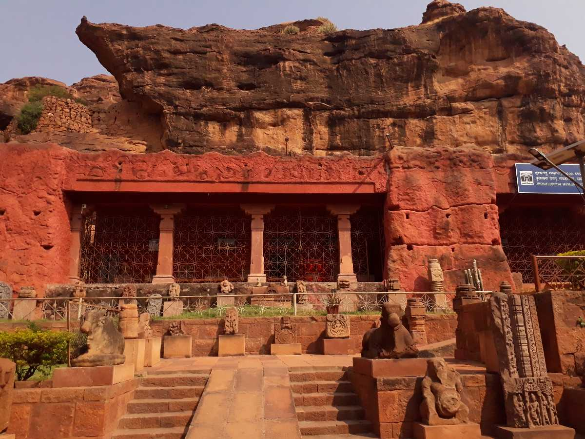 Nice Place to Visit In Badami-Archaeological Museum
