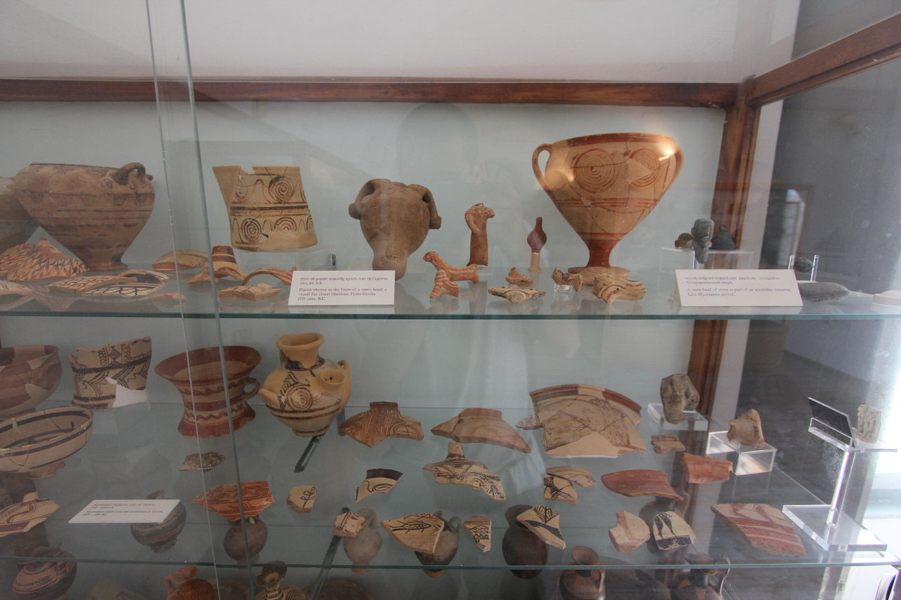 Best Place to Visit in Naxos Island-Archeological Museum of Naxos