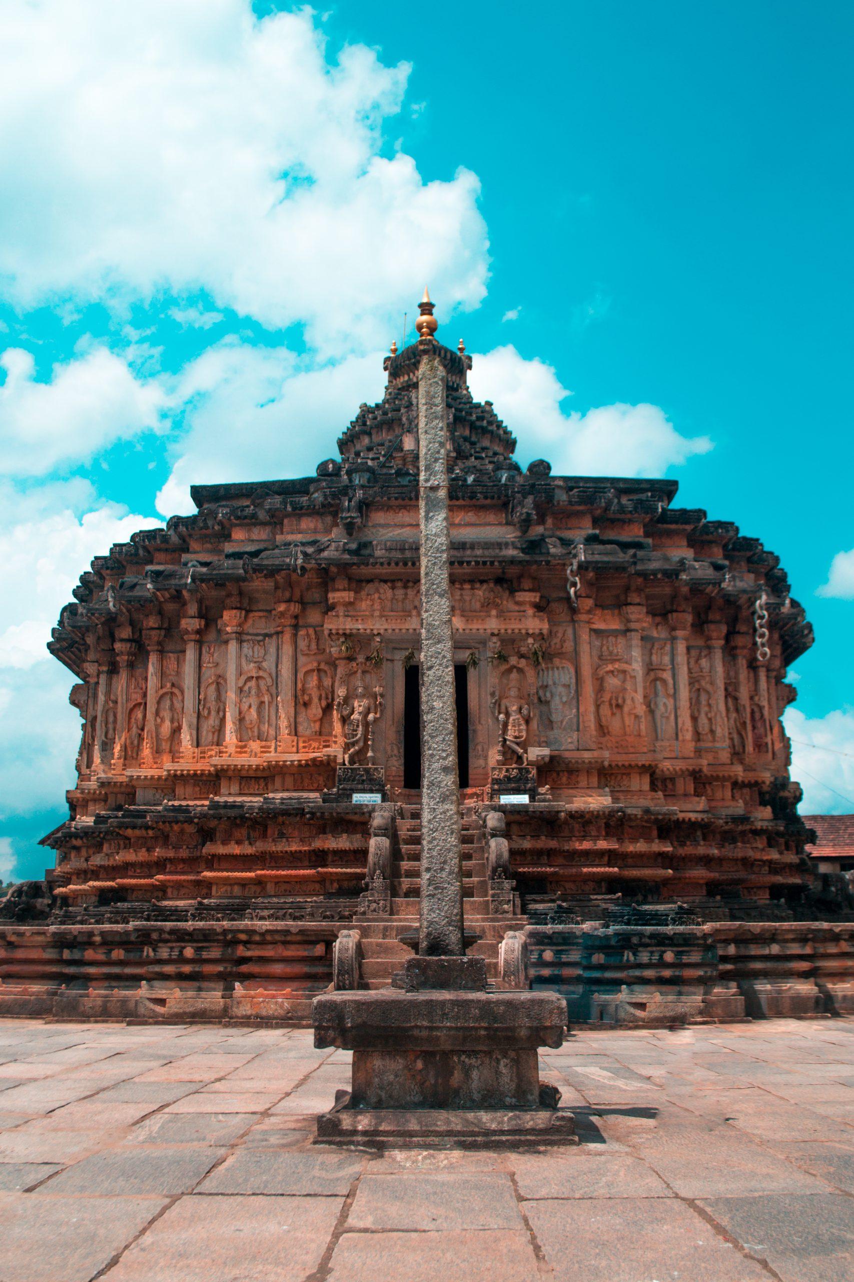 The Architectural Eminence of Sri Vidyashankara Temple
