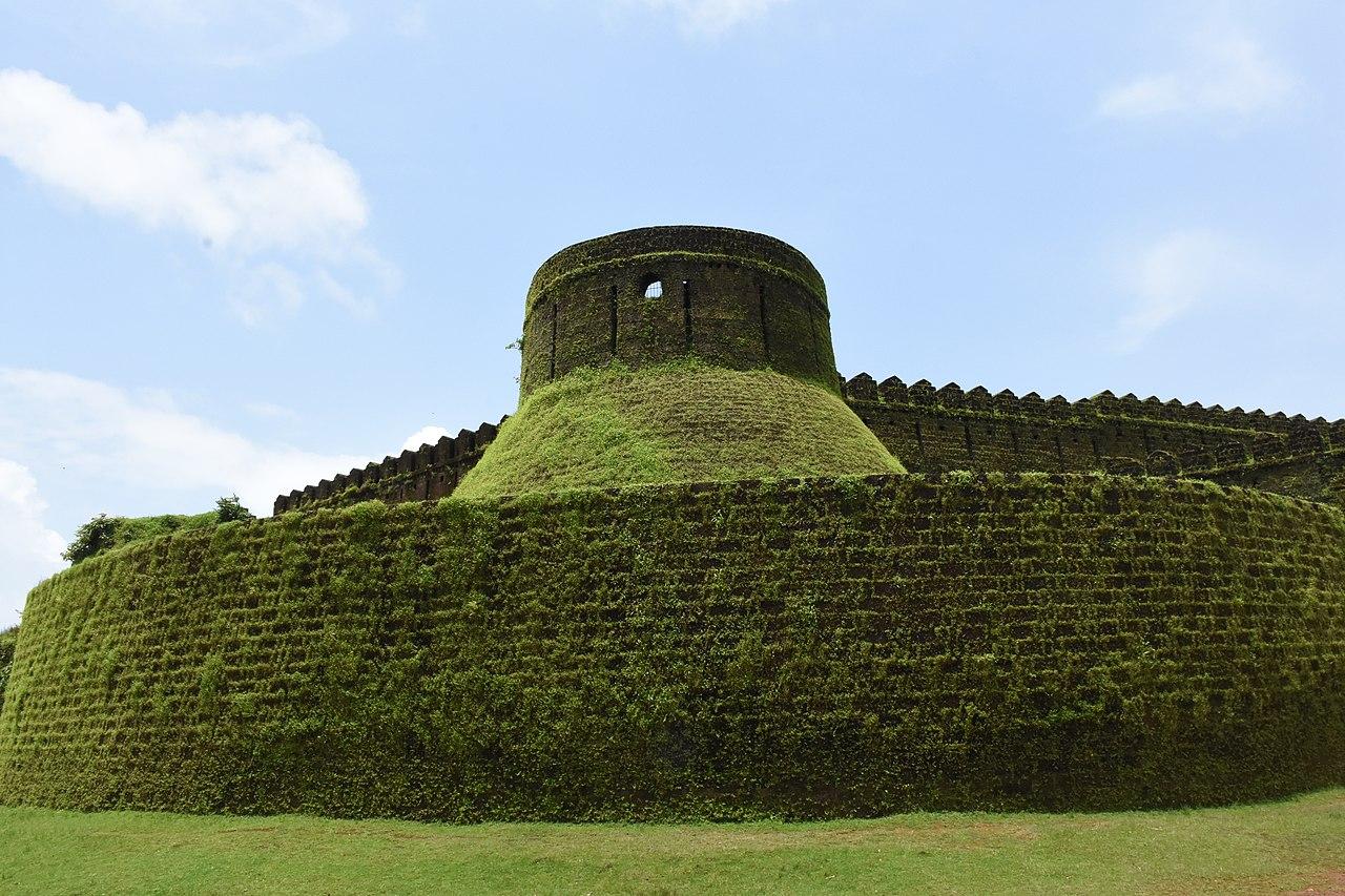 Beautiful Architectural Marvel of Mirjan Fort, Kumta, Karnataka