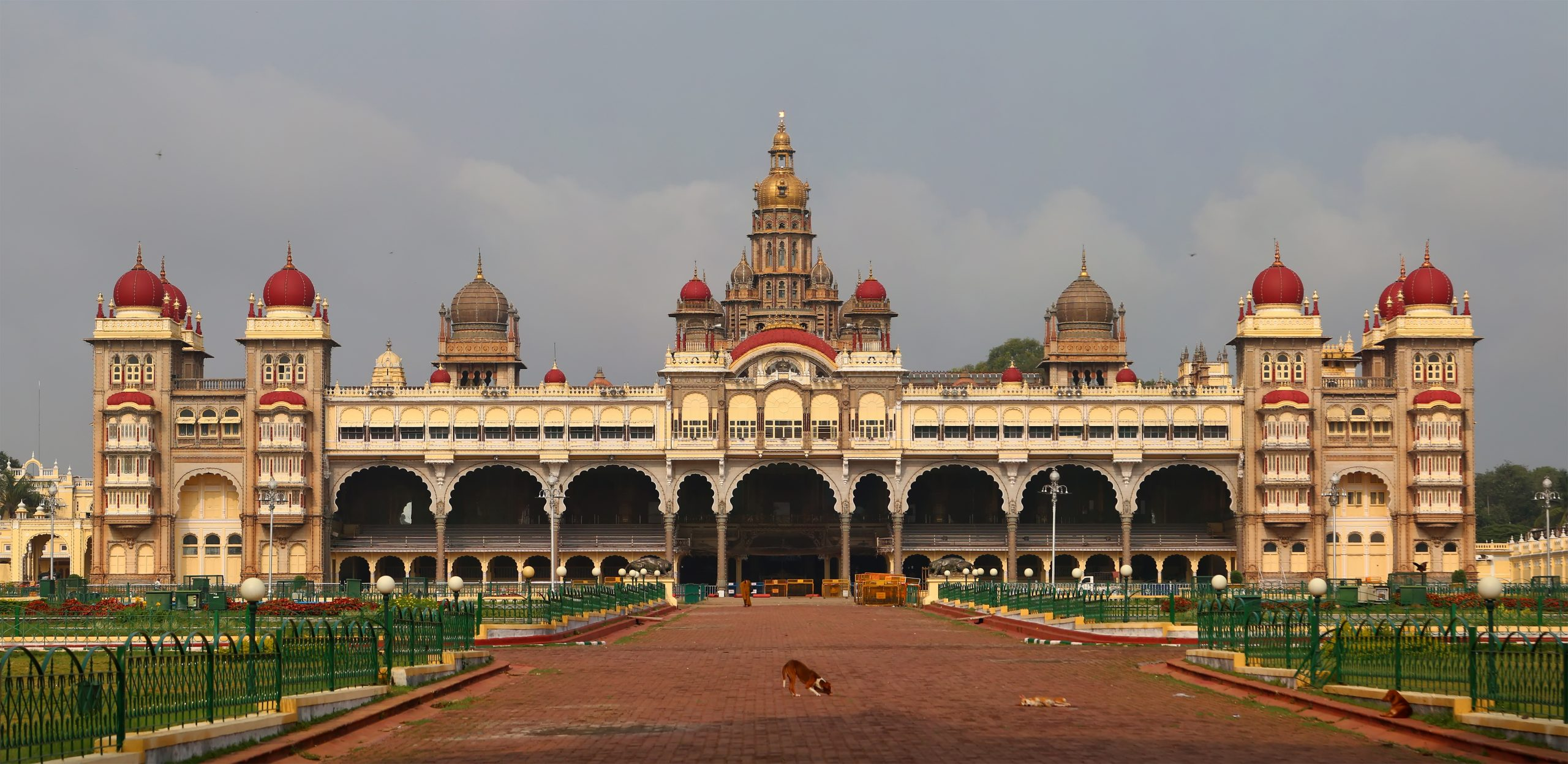 Architecture of Mysore Palace