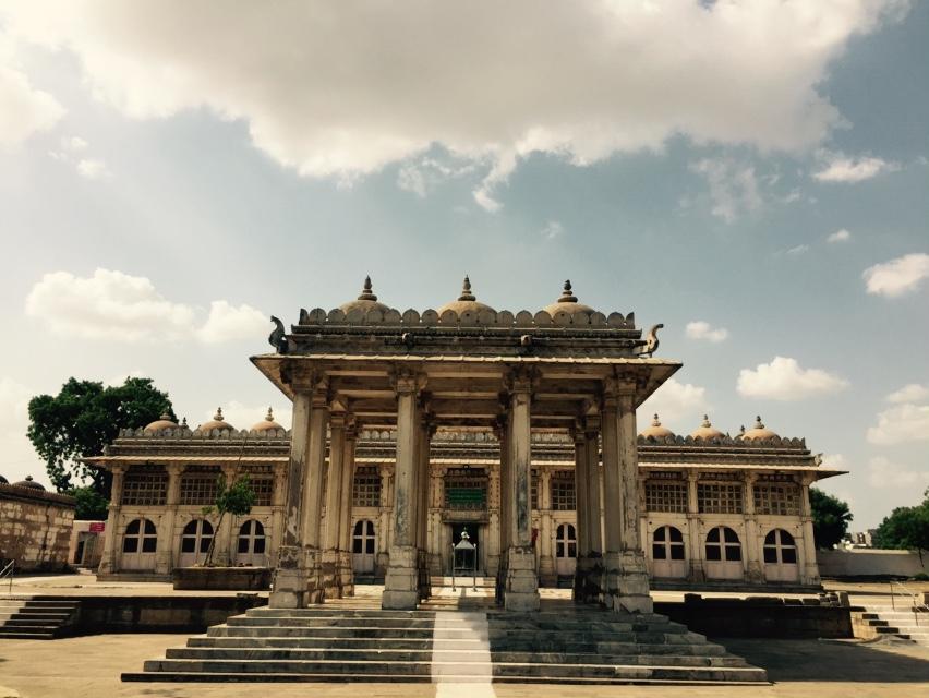 History, Structure & Architecture of Sarkhej Roza, Gujarat, Ahmedabad