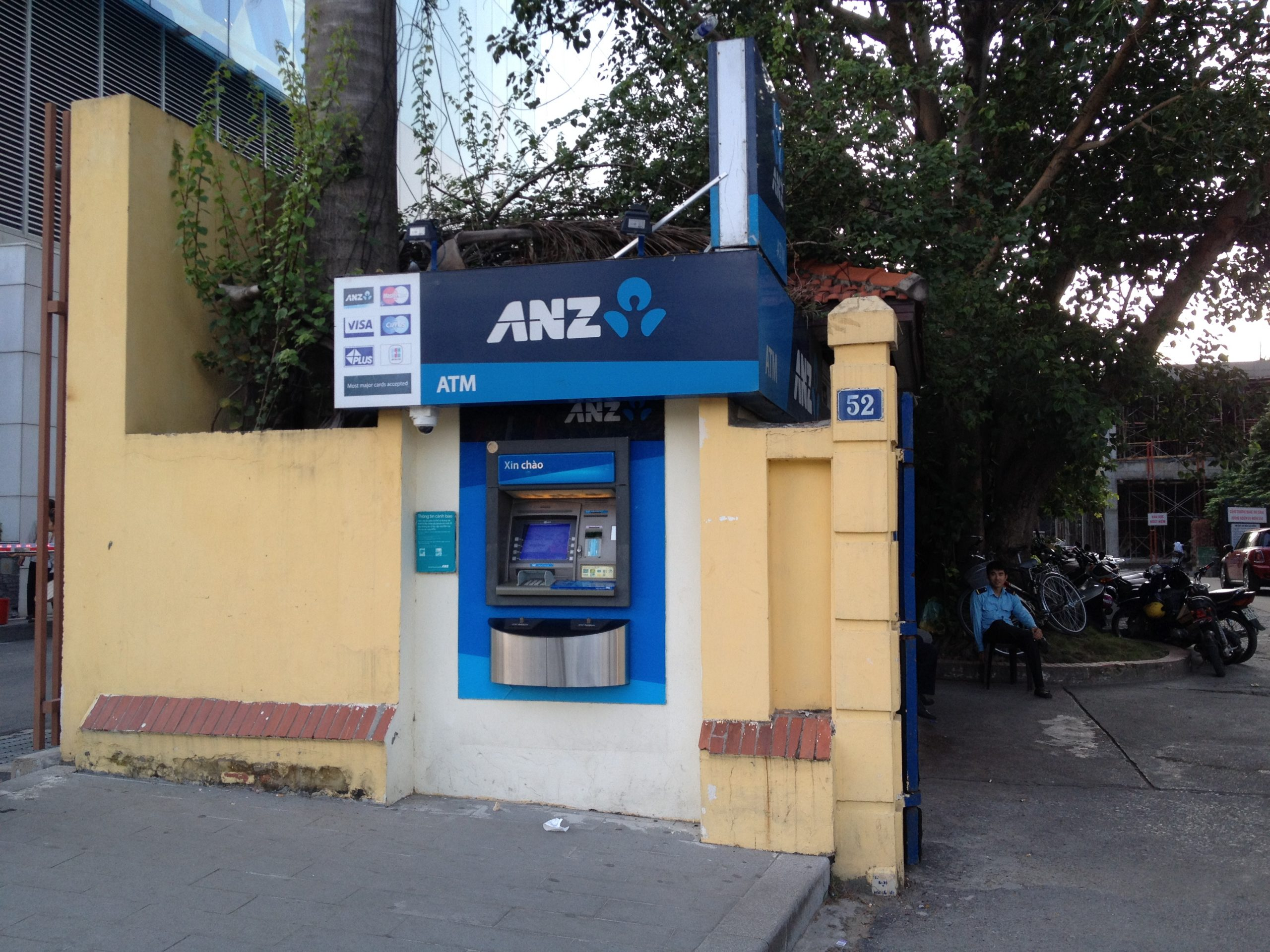 Are There ATMs Available in Vietnam?