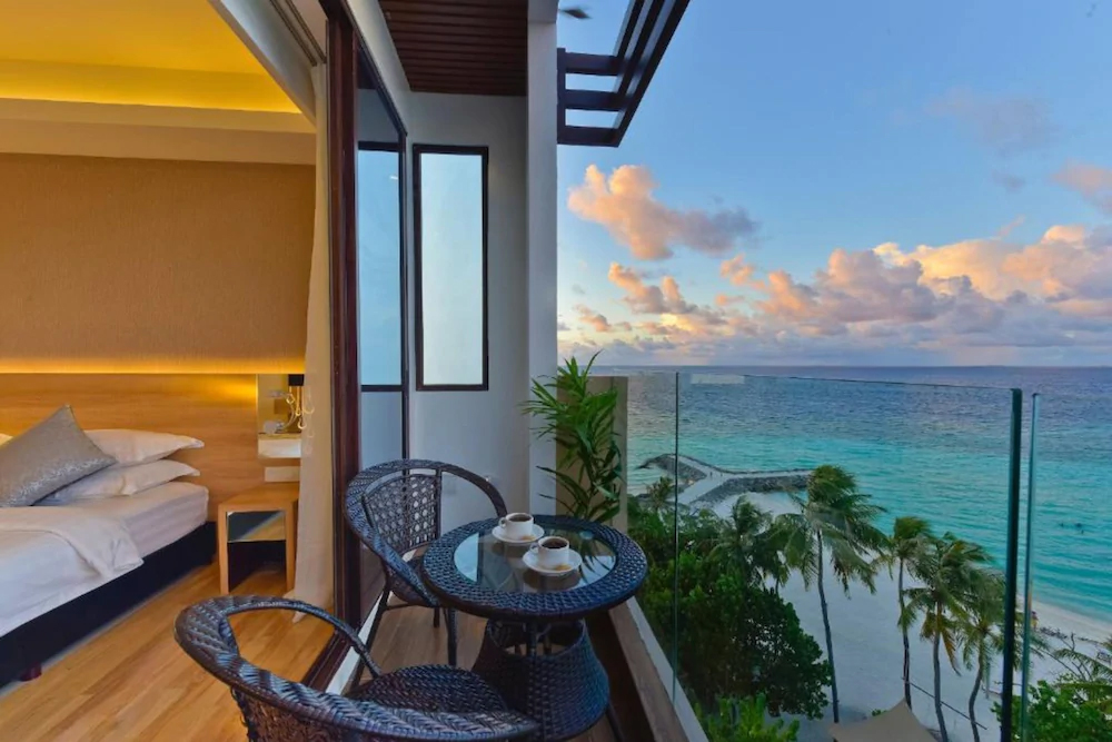 Arena Beach Hotel - The Best Budget and Luxury Hotels in Maldives