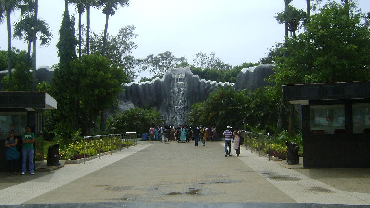 Must Visit Park in Chennai-Arignar Anna Zoological Park