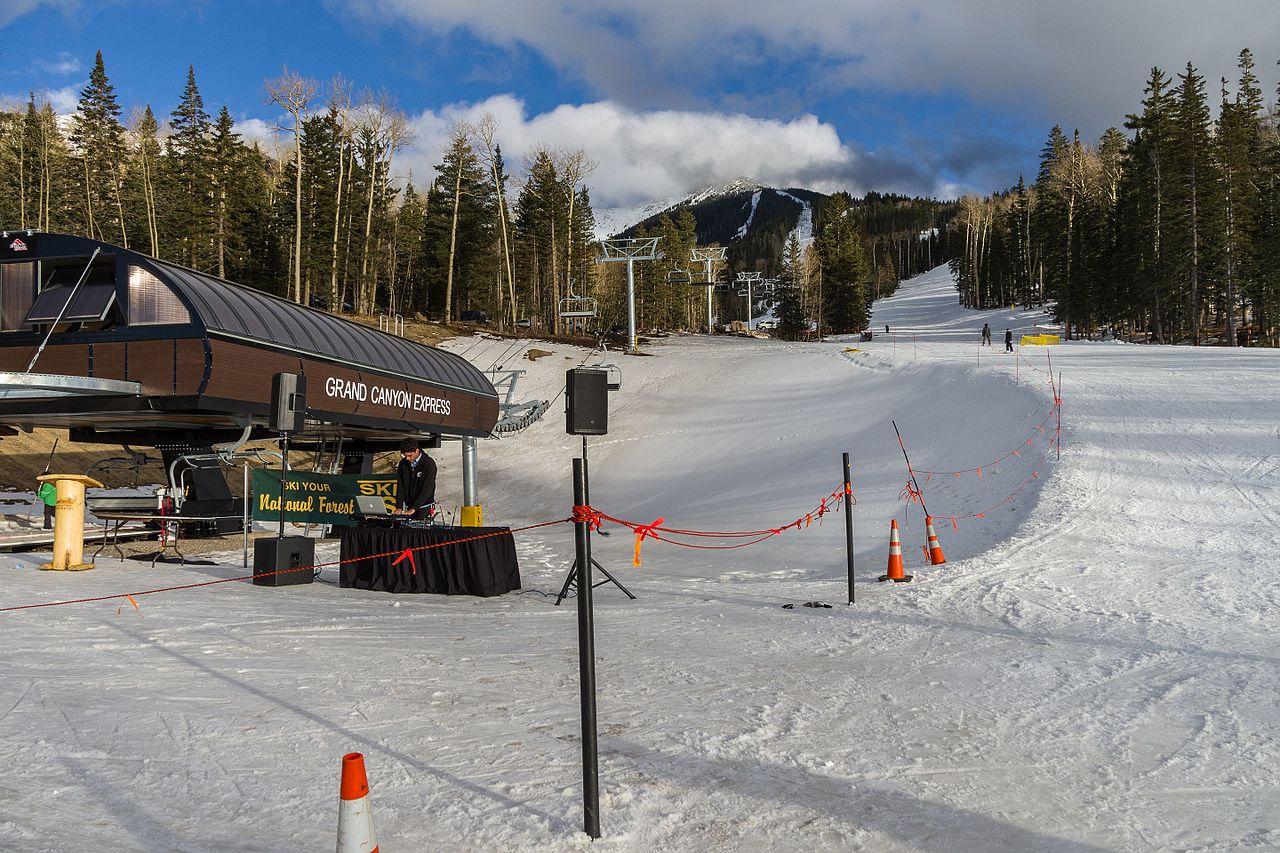 Best Place To Visit In Flagstaff-Arizona Snowbowl