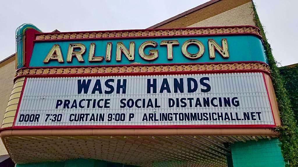 Best Entertainment Location in Dallas City-Arlington Music Hall