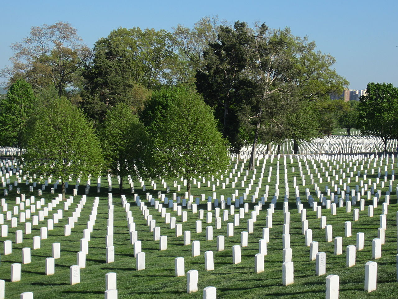 Nice Place to See In Virginia-Arlington National Cemetery