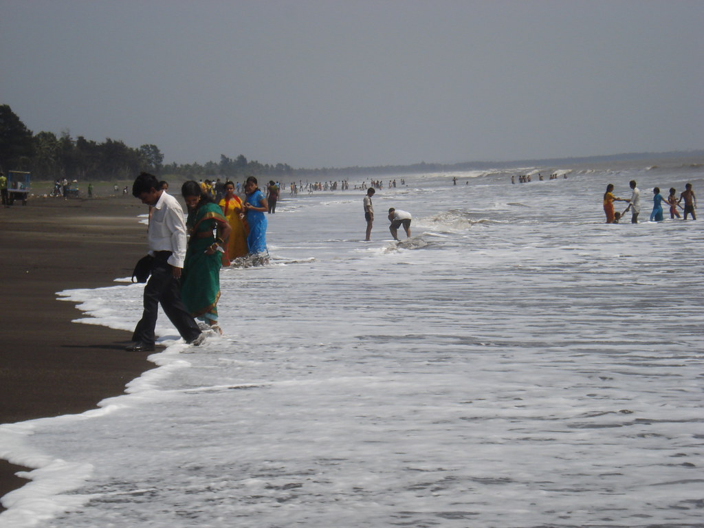 Place Near Jivdani Temple, Arnala beach