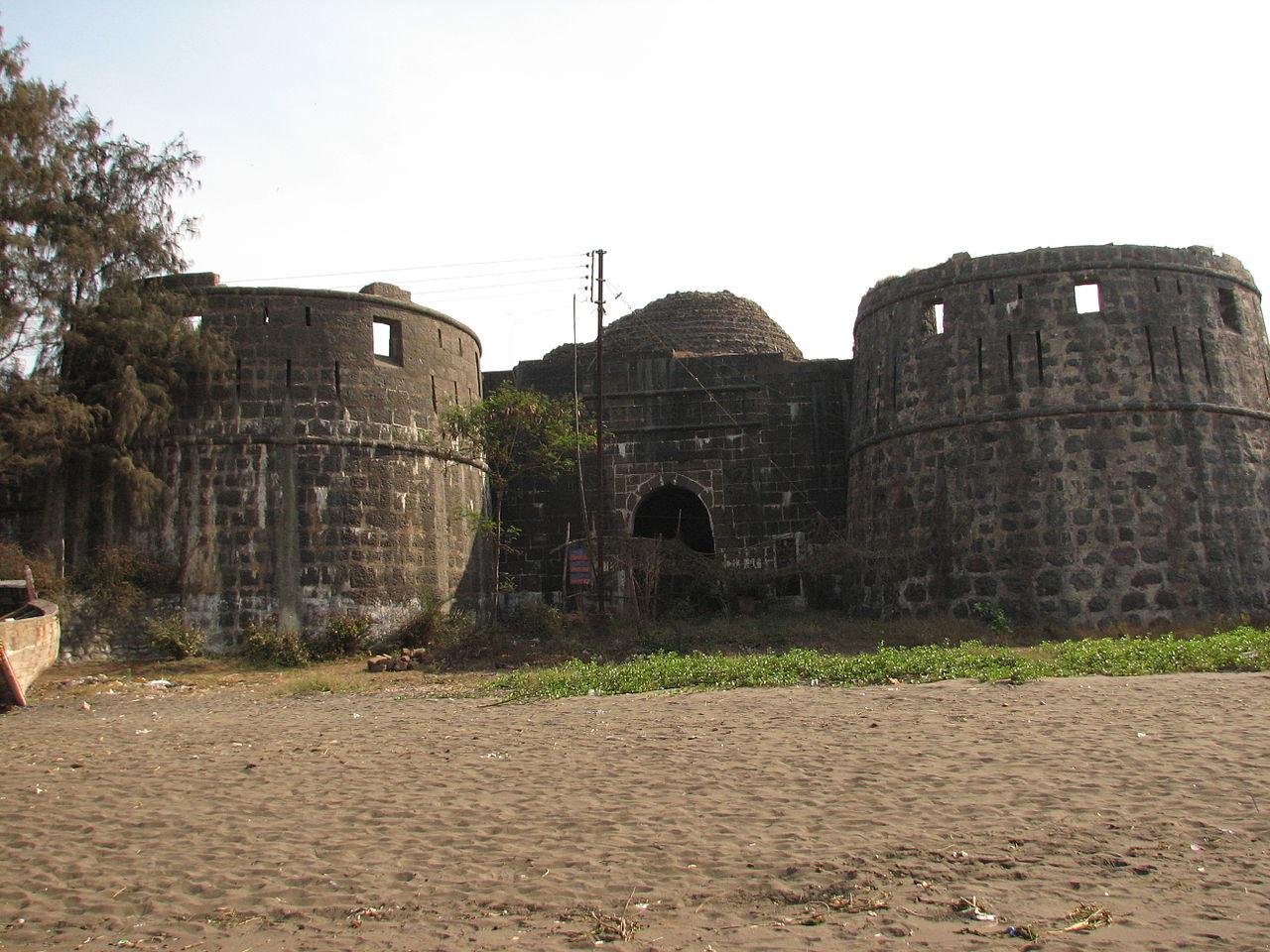 Best Place Near Jivdani Temple, Arnala fort