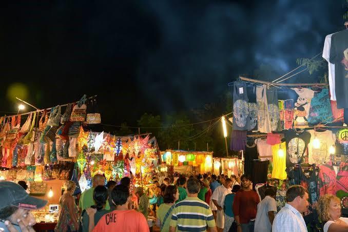 Arpora Night Bazaar - Best Places to Shop in Goa