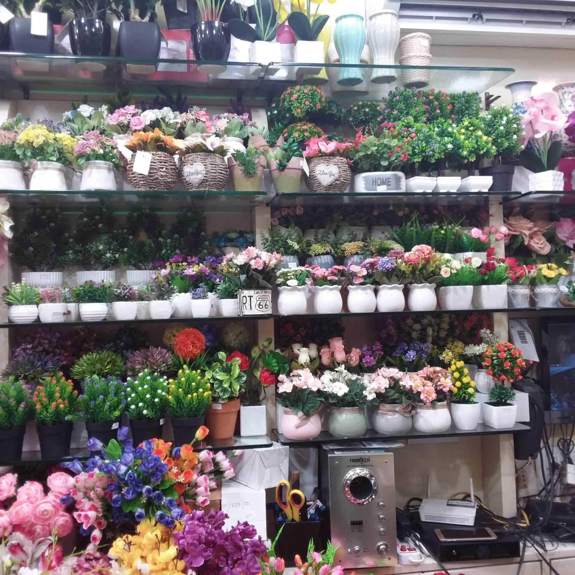 Best Place to Shop in Mirik - Artificial Flower Shop In Mirik Market