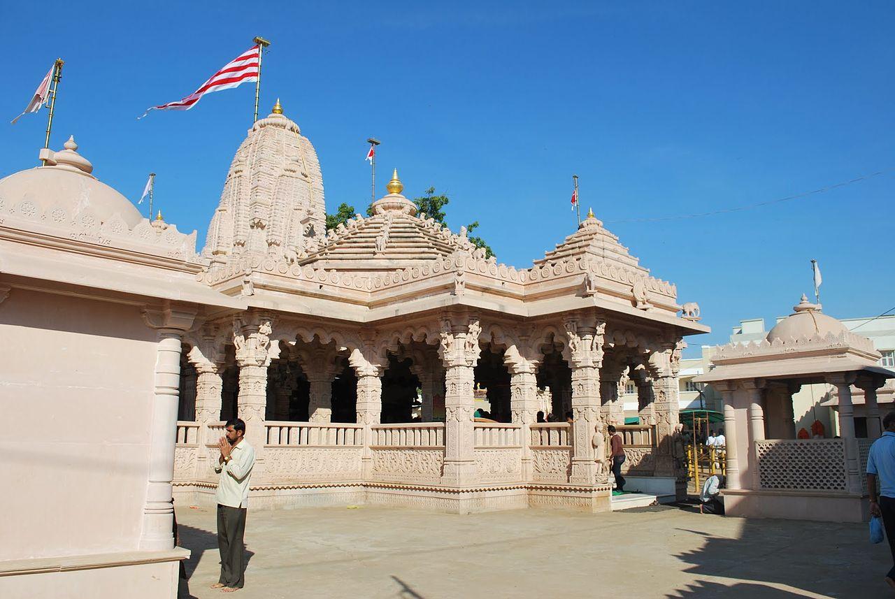 Place To Visit Near Navlakha Temple-Ashapura Temple
