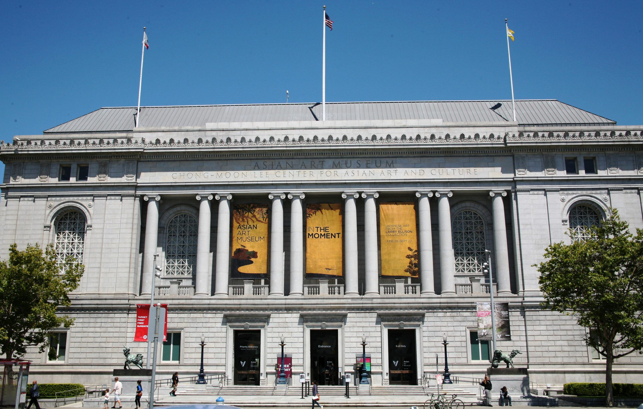 Asian Art Museum - San Francisco Tour Attraction